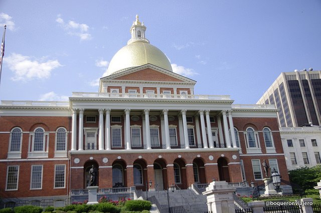State House en Boston