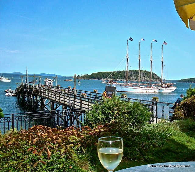 Bar Harbor Inn, Maine