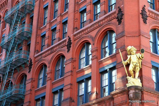 The charms of SoHo New York. A walk through the history and architecture