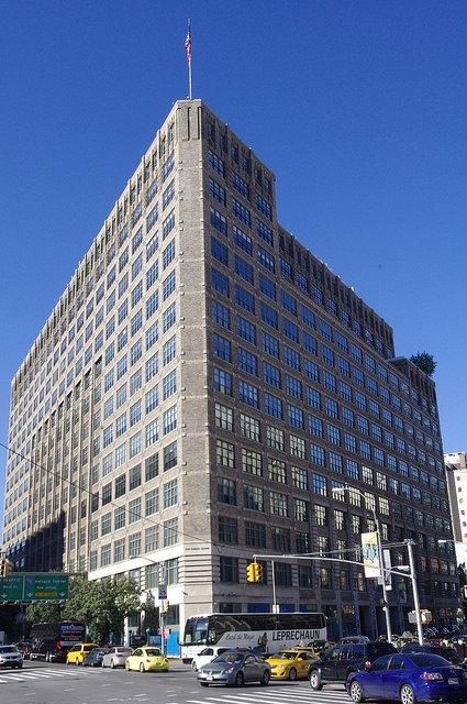 Building in SoHo New York