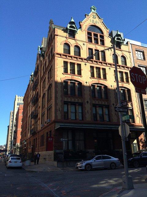 Fleming Smith Warehouse in SoHo New York