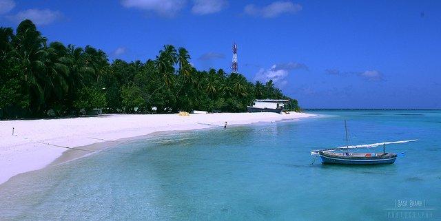 Paceful island