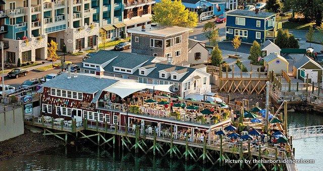 Lobster Pound, Bar Harbor, Maine
