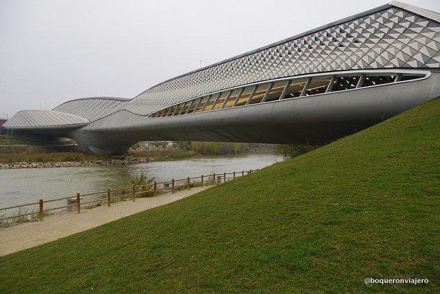 Puente de la Expo de Zaragoza