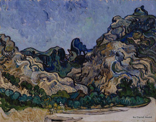 Van Gogh at The Guggenheim Museum in New York