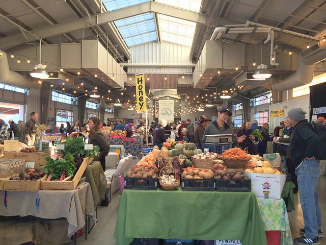 Mercado Local de Santa Fe, NM