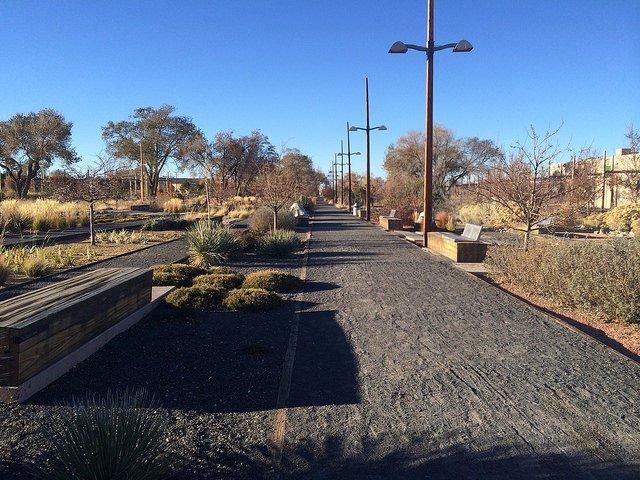 Santa Fe Railyard, NM