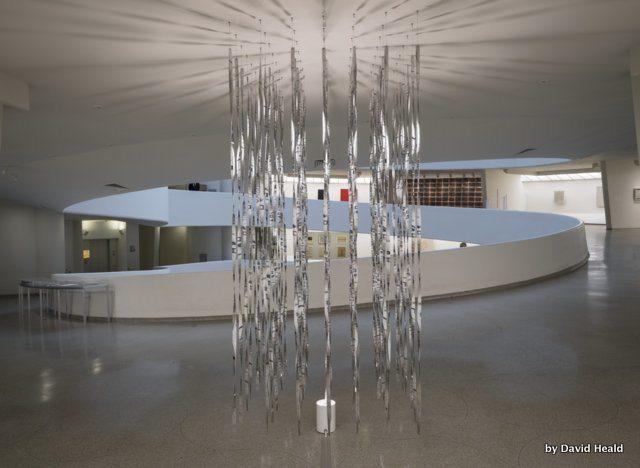 Zero Countdown at The Guggenheim Museum in New York