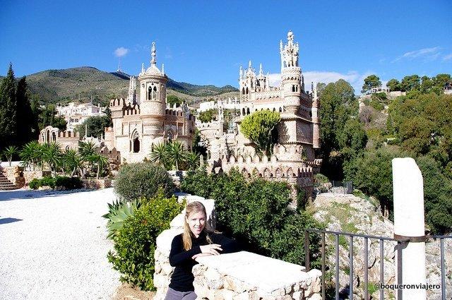 Castillo de Colomares, Benalmádena, Andalusia