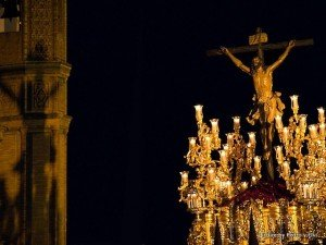 Cristo del Cachorro, Holy week in Sevilla