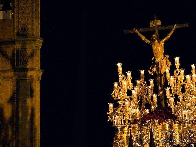 Cristo del Cachorro, Sevilla