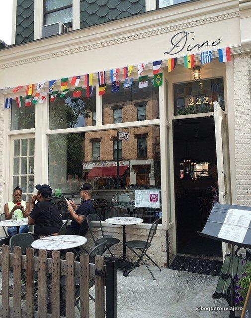 Dino Restaurant, Brooklyn