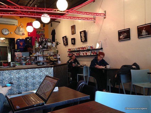 Espresso 77, Jackson Heights