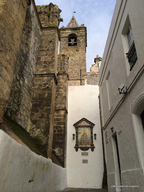 Iglesia de El Divino Salvador, Vejer