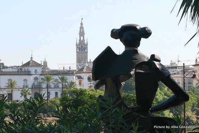 La Plaza del Altozano, Sevilla