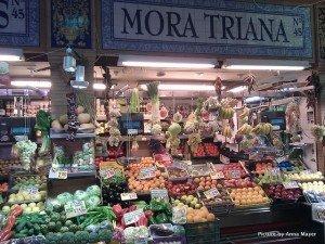 Triana's covered Market, Sevilla