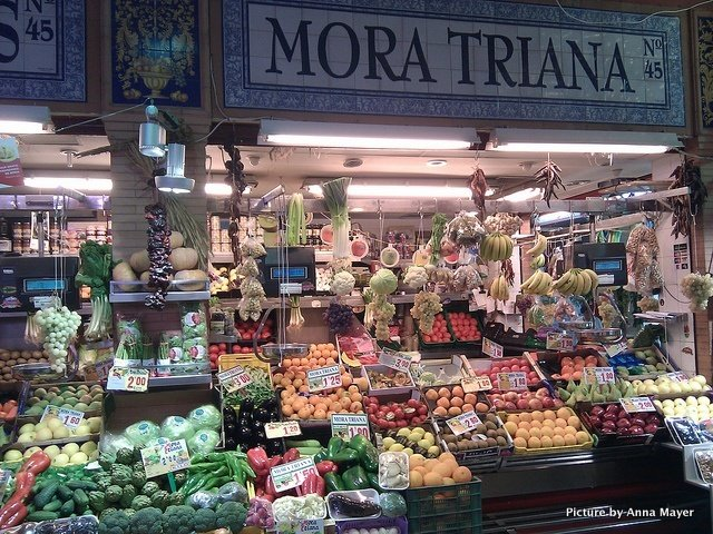 Mercado de Triana, Sevilla