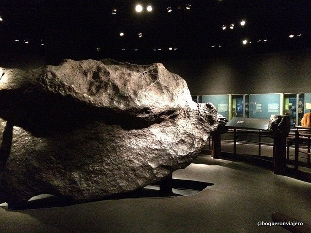 Image result for meteor museum of natural history