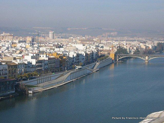 Panoramica Sevilla