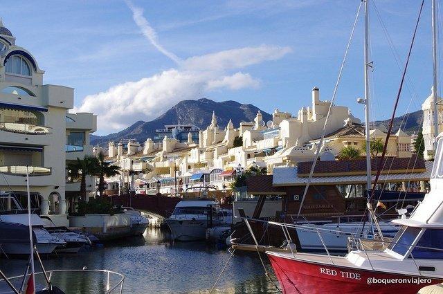 Puerto Marina, Benalmádena, Andalusia