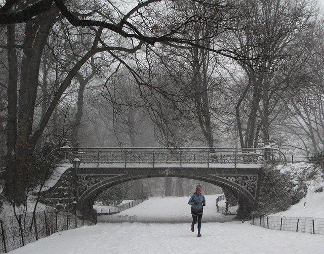 Running during Juno 2015