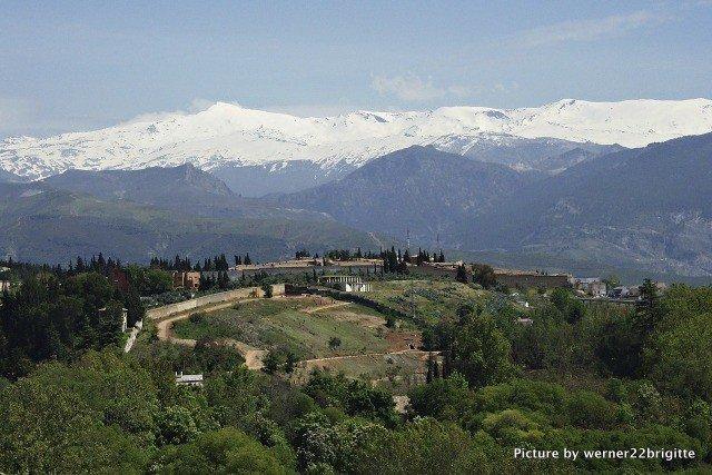 Sierra Nevada, Granada