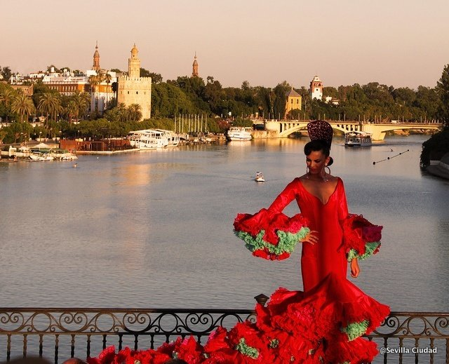 Triana in sevilla where my love afair with spain began - Co co sevilla ...