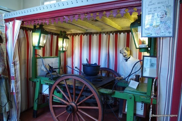 The Folklore Museum of Tournai, French fries