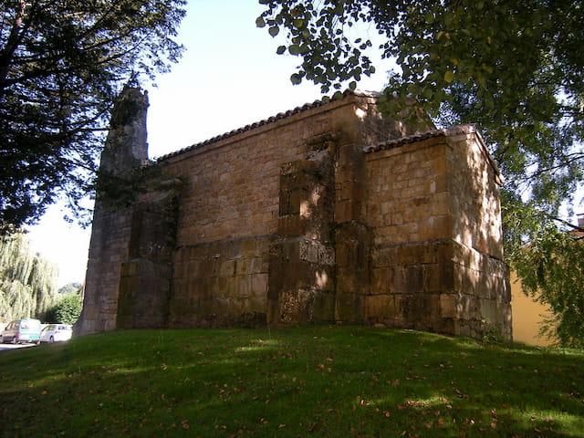 Ermita de la Santa Cruz en Cangas de Onís