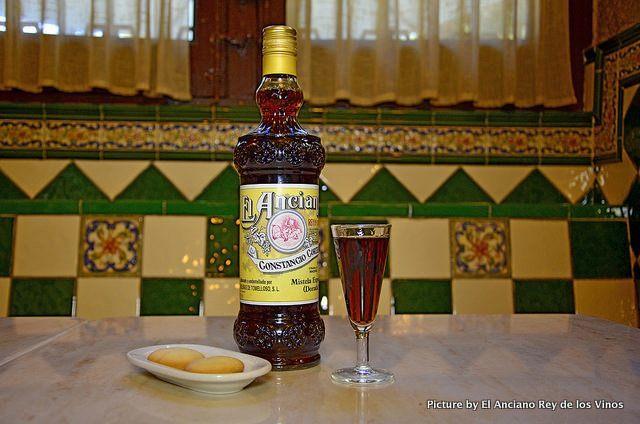 Vermouth in El Anciano Rey de los Vinos, Madrid