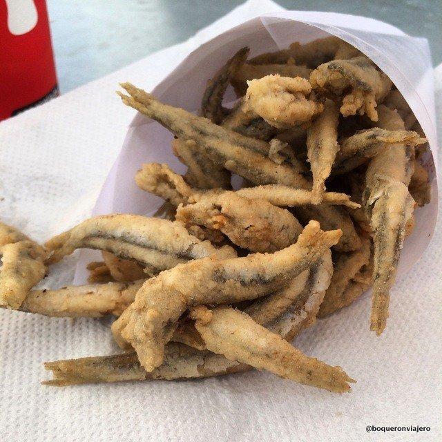Cartucho Pescaito Frito