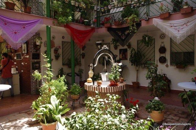 Casas Corralones de Málaga