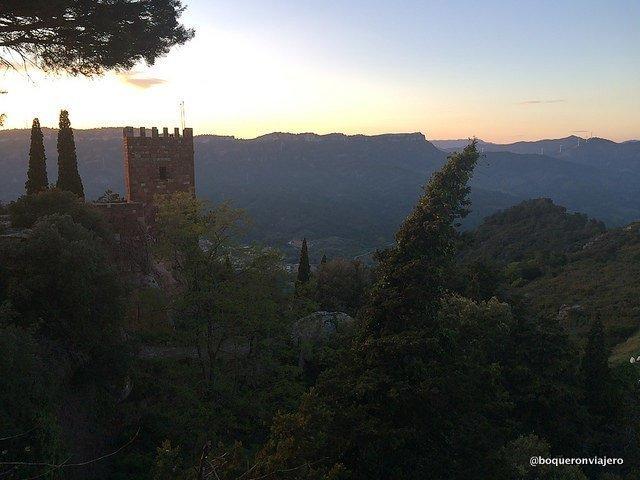 Castillo de Villanova d'Escornalbou