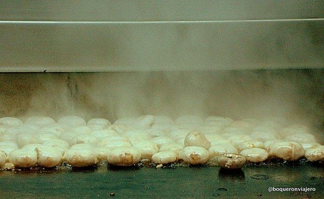 Mushrooms at La Cueva Zaragoza