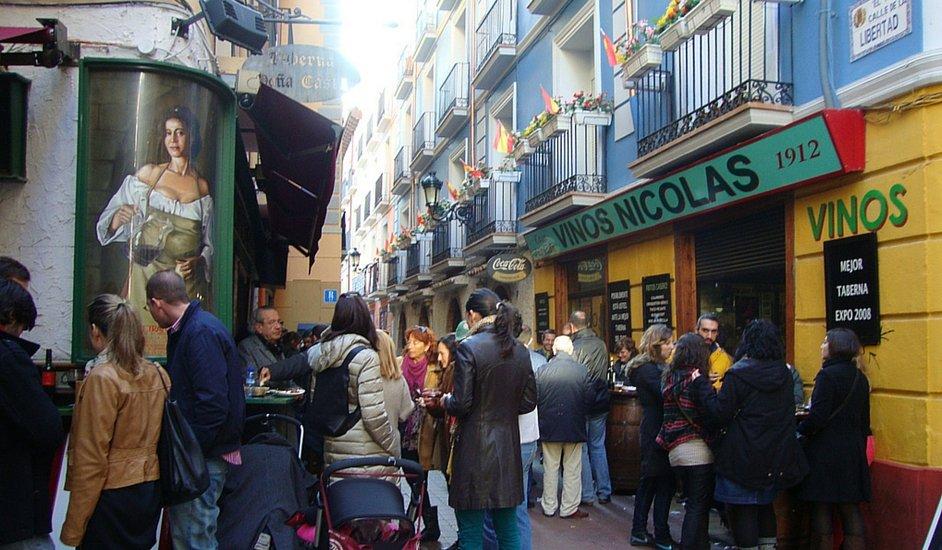 El Tubo Zaragoza; Una Ruta de Tapas en un Gran Ambiente