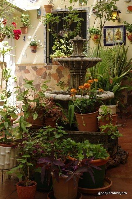 Fuente de las Casas Corralones de Málaga
