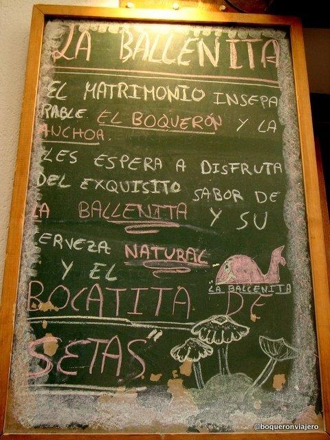 """The """"Ballenita"""" (little whale) in the Tubo Zaragoza"""
