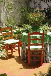 Málaga patio