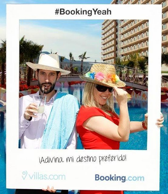Evento Booking Abby y Pedro