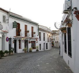 Mijas, beautiful village in Malaga