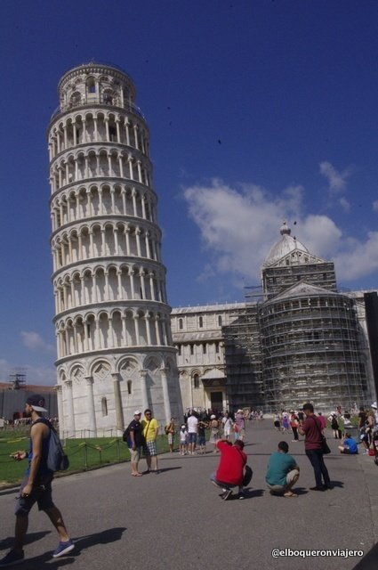 Tower of Pisa, Tuscany