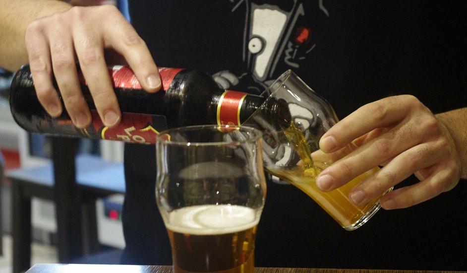 La Botica de la Cerveza, disfrutando de una cata inglesa