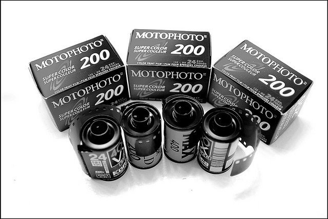 Photographic films