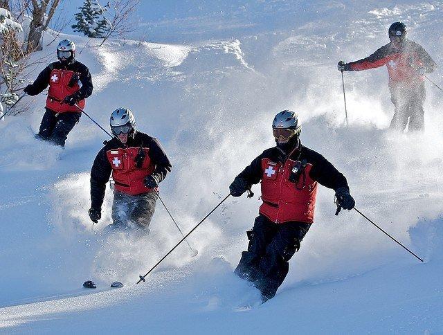Esquiando para superar síndrome post-vacacional