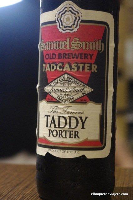 Porter en La Botica de la Cerveza