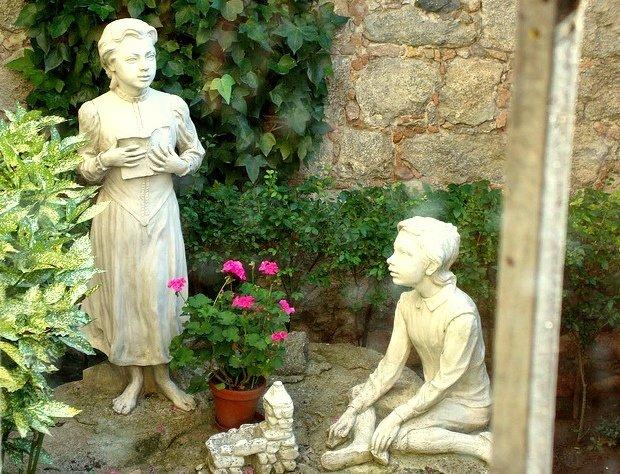 Huerto en el Convento de Santa Teresa