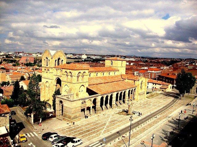 Basilica of San Vicente Avila