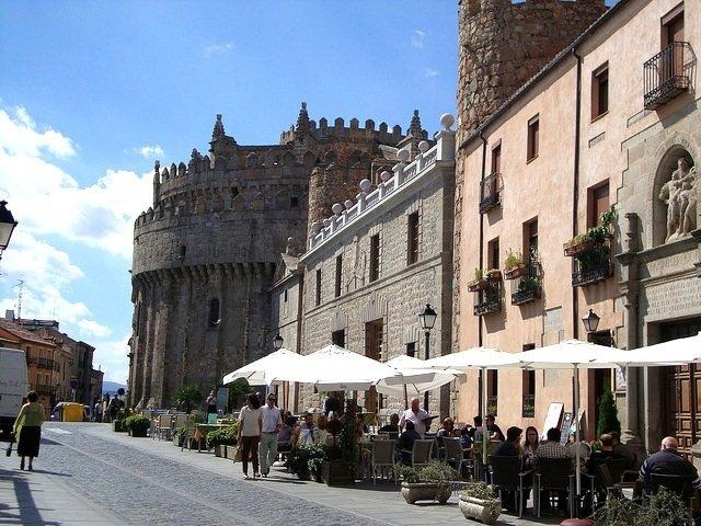 Calles de Ávila
