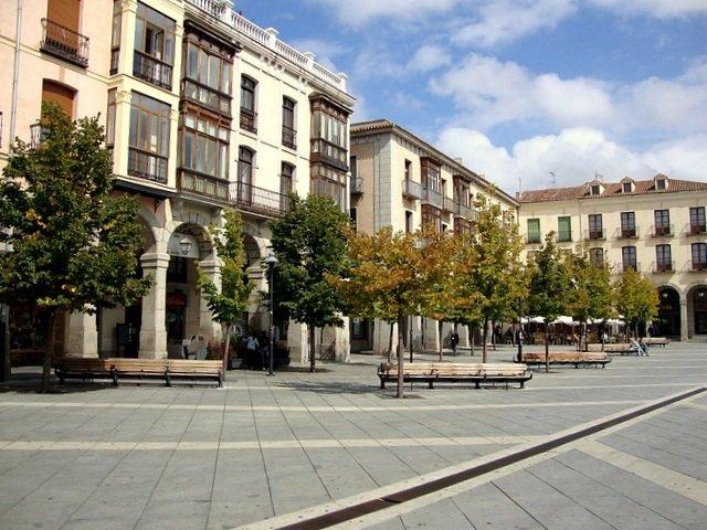 Streets of Avila