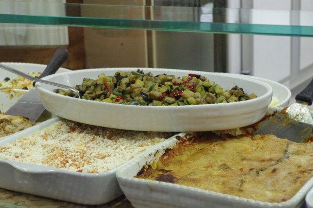 Comida preparada casera en Milán
